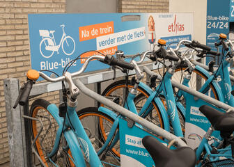 Blue-Bike Gent