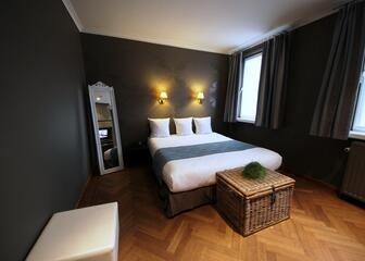 Cosy rooms at Hotel Astoria