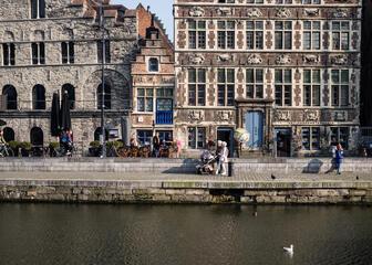 Het Cooremetershuys Gent
