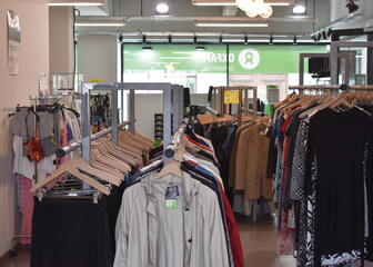 Oxfam Shop