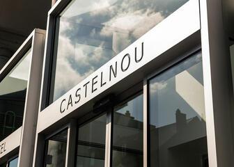 Facade of Aparthotel Castelnou