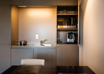 Appartments with your own kitchen at Aparthotel Castelnou