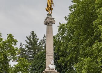 fontein Charles De Kerchove
