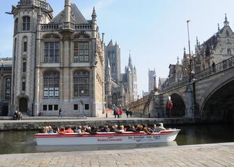 De Bootjes van Gent - 3 torens