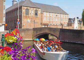 De Bootjes van Gent - aanlegsteiger