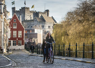 Prinsenhof & Lievekaai Gent