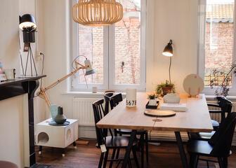 Huiszwaluw Home Gent