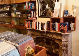 Boeken en platen