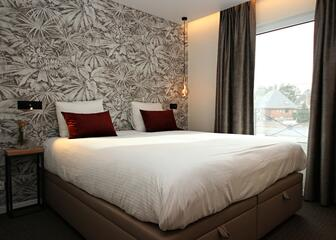 Cosy double room at Hotel Astoria