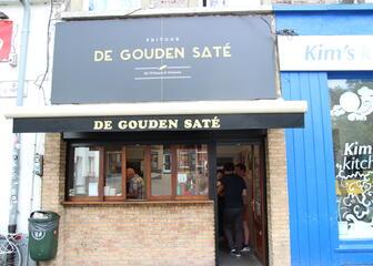 De Gouden Saté Gent