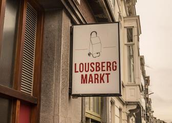 Lousbergmarkt Gent