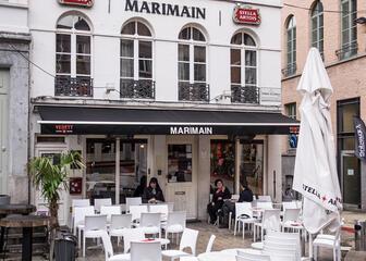 Marimain - Gent