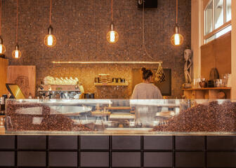 Chocoladebar Mayana Gent