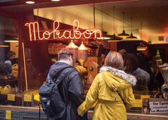 Mokabon - Gent