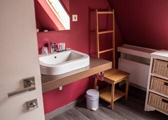 Hotel Orion - badkamer