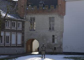 Prinsenhof - Donkere Poort