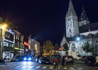 Sint-Jacobskerk Gent