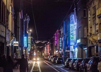 Sleepstraat Gent