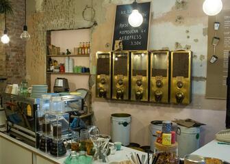 Vandekerckhove Koffiebranderij 1854