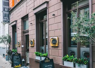 Restaurant Gillis Gent