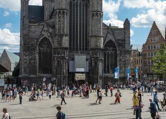 Sint-Niklaaskerk Gent