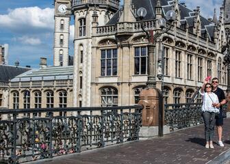 Sint-Michielsbrug Gent