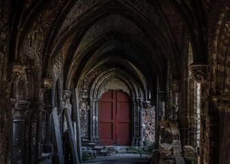 Abbaye Saint-Bavon