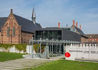 STAM - Museo de la Ciudad de Gante