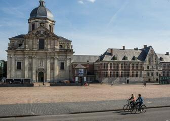 Sint-Pietersplein Gent
