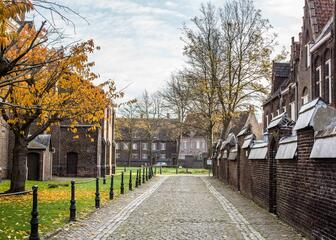 Great Beguinage St–Elizabeth