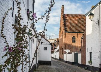 Oud Begijnhof Sint-Elisabeth Gent