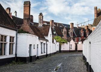 Old St Elizabeth Beguinage