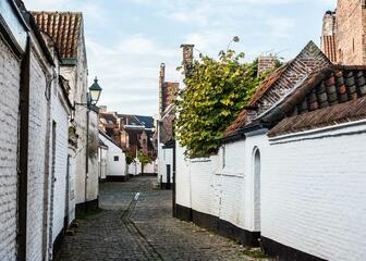Old St Elizabeth Beguinage