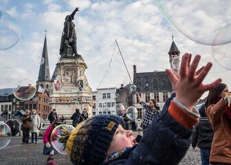 Vrijdagmarkt Gent