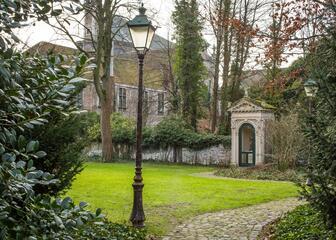 Klein Begijnhof O.L.V. ter Hoyen Gent