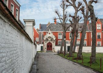 Small Beguinage Our Lady of Ter Hoyen
