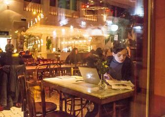 Vooruit Café Gent