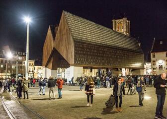 Stadshal Gent