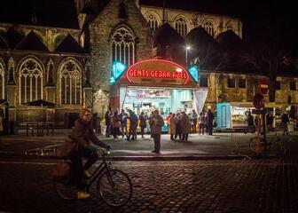 Vlasmarkt Gent
