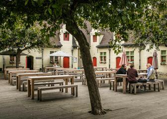 't Cafeetse van 't Museetse - Gent