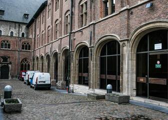 Great meeting venue in Ghent