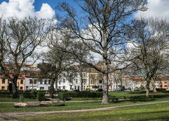 Baudelopark - Gent