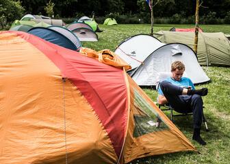 Camping Blaarmeersen