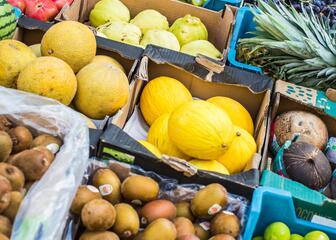 Groentenmarkt Gent