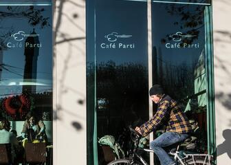 Café Parti Gent