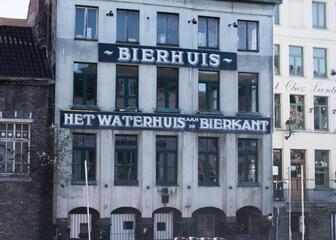 Waterhuis aan de Bierkant - Gent