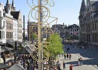 Korenmarkt Gent