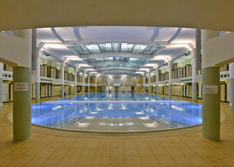 Van Eyck swimming pool