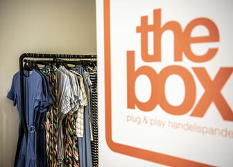 Shop at The Box