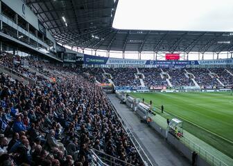 Voetbalstadion KAA Gent